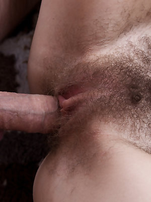 Jessica Patt has had a hard day. Her boyfriend gives her a massage that quickly becomes more in this sexy hirsute porn. Watch these two lovers get down and hairy right here on We Are Hairy!
