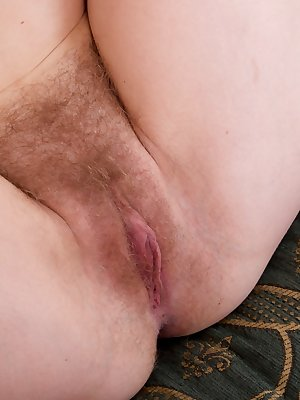 Vanessa T is a vision in white, but don't let that fool you. This hairy girl is horny and ready to play with her incredibly hairy body in this sexy hirsute porn gallery. Care to take a peak?