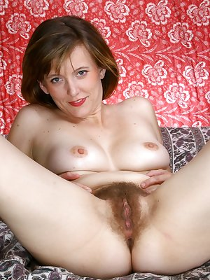 Beautifully hairy Sasha shows you her love for her thick bush in her bedroom. What a beautiful, natural girl.