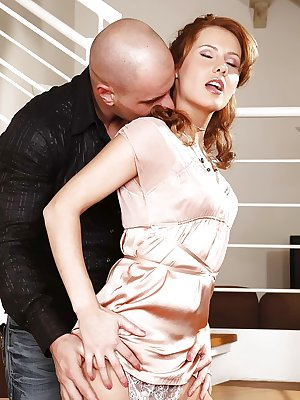 Lustful hardcore MILF Zuzana Z getting deeply drilled and creampied
